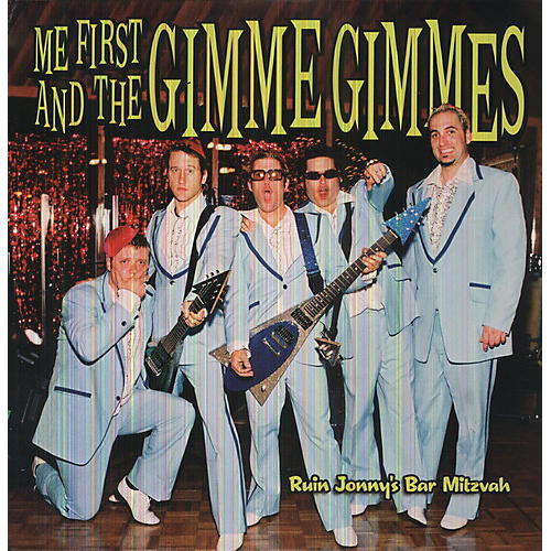 Alliance Me First and the Gimme Gimmes - Ruin Jonny's Bar Mitzvah