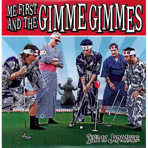 Alliance Me First and the Gimme Gimmes - Sing in Japanese