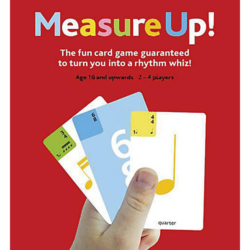 Music Sales Measure Up! Music Card Game