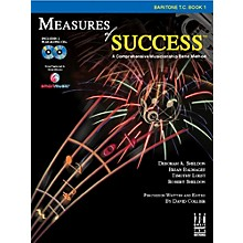 FJH Music Measures of Success Baritone T.C. Book 1