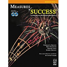 FJH Music Measures of Success Bassoon Book 2