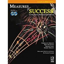 FJH Music Measures of Success E-flat Alto Clarinet Book 2
