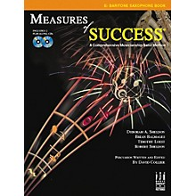 FJH Music Measures of Success E-flat Baritone Saxophone Book 2