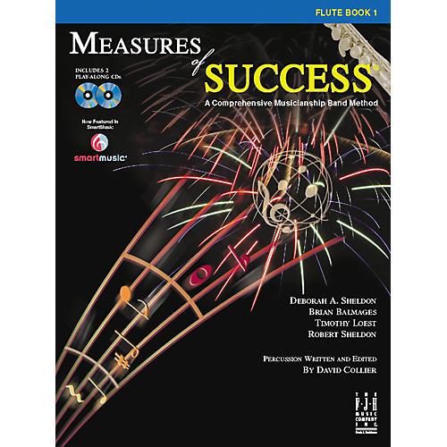 FJH Music Measures of Success Flute Book 1