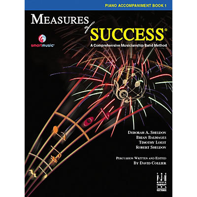 FJH Music Measures of Success® Piano Accompaniment Book 1