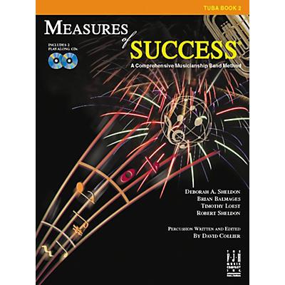 FJH Music Measures of Success Tuba Book 2