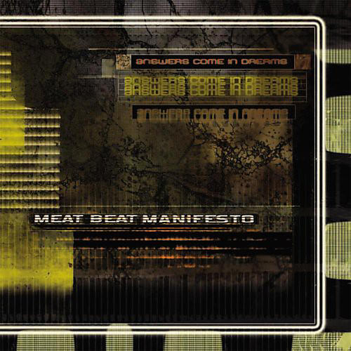 Alliance Meat Beat Manifesto - Answers Come in Dreams
