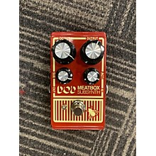 DOD MeatBox Sub Synth Bass Effect Pedal