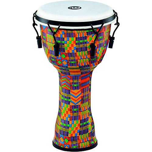 Meinl Mechanically Tuned Djembe with Synthetic Shell and Head