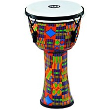 Mechanically Tuned Djembe with Synthetic Shell and Head 8 in. Kenyan Quilt