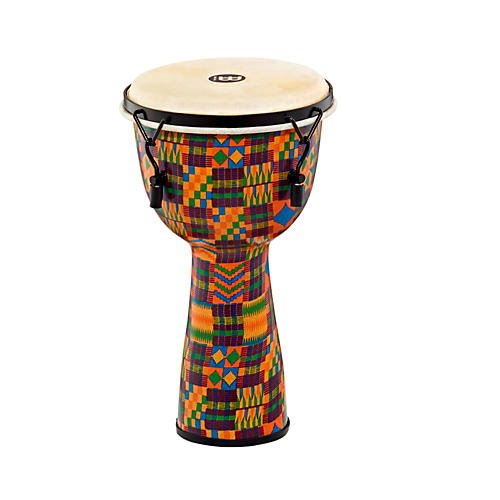 Meinl Mechanically Tuned Fiberglass Goatskin Head Djembe