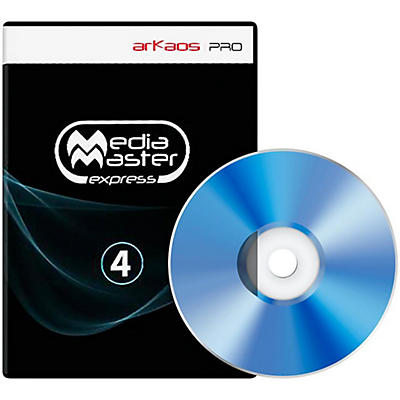 Elation Media Master Express PC Video Control Software