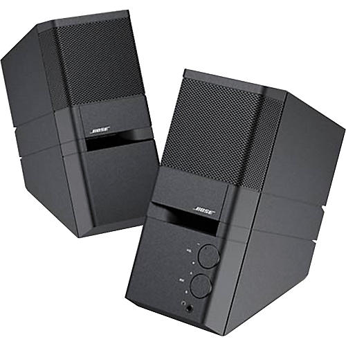 Bose MediaMate Computer Speaker Pair