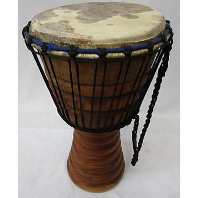 Miscellaneous Medium African Djembe