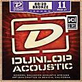 Dunlop Medium Light 80/20 Bronze Acoustic Guitar Strings thumbnail