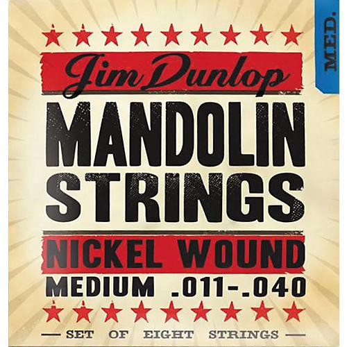 Dunlop Medium Phosphor Bronze Mandolin Strings