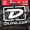 Dunlop Medium Stainless Steel Bass Strings thumbnail