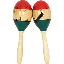 Rhythm Band Medium Wood Maracas