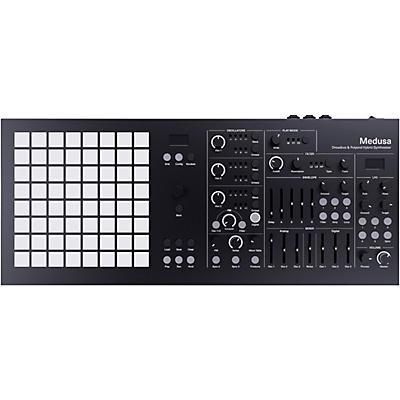 Dreadbox Medusa Black Limited-Edition Hybrid Synthesizer