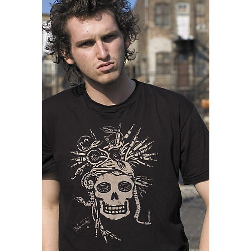 Henry Red Heller Medusa Men's T-Shirt