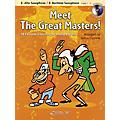 Curnow Music Meet the Great Masters! (Eb Alto Saxophone - Grade 1-2) Concert Band Level 1-2 thumbnail