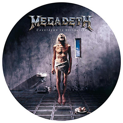 Megadeth - Countdown To Extinction