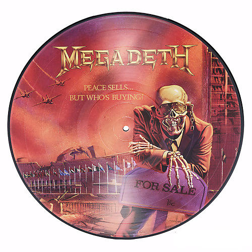Alliance Megadeth - Peace Sells: But Who's Buying
