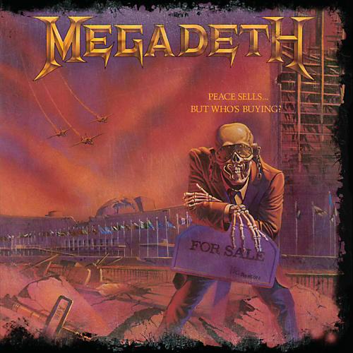 Universal Music Group Megadeth - Peace Sells...But Who's Buying?