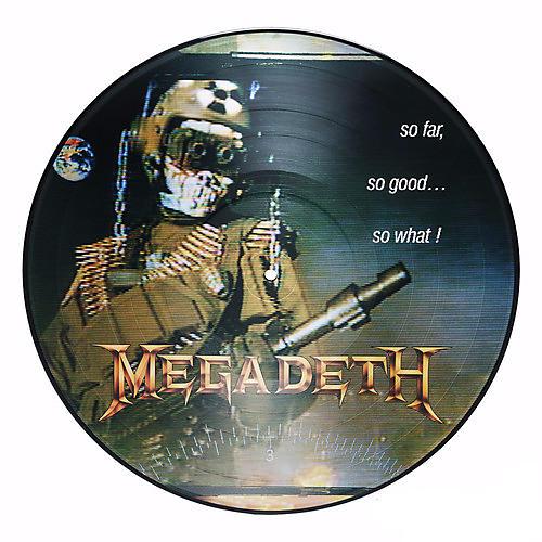 Alliance Megadeth - So Far So Good So What
