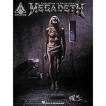 Hal Leonard Megadeth Countdown to Extinction Guitar Tab Songbook
