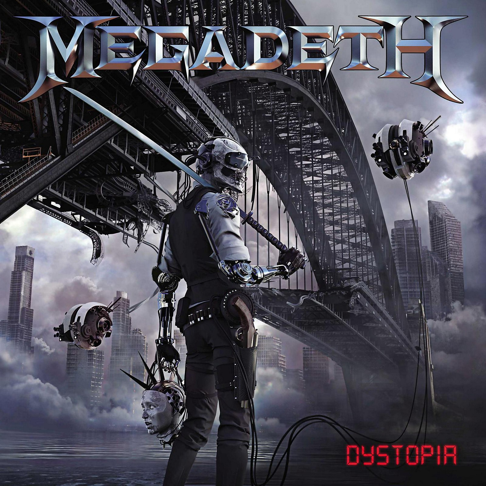 Universal Music Group Megadeth, Dystopia (LP)