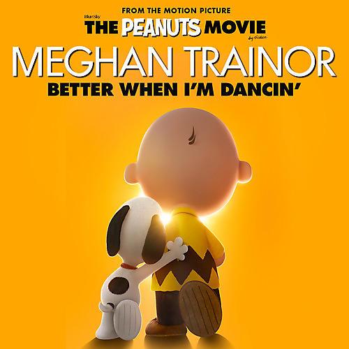 Alliance Meghan Trainor - Better When I'm Dancing / Bang Dem Sticks