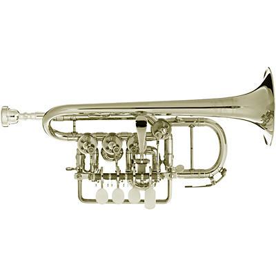 Scherzer Meister Johannes Rotary Valve Piccolo Trumpet