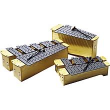 Meisterklasse Deep Bass Metallophones Chromatic Add-On Only, Gbkm 20