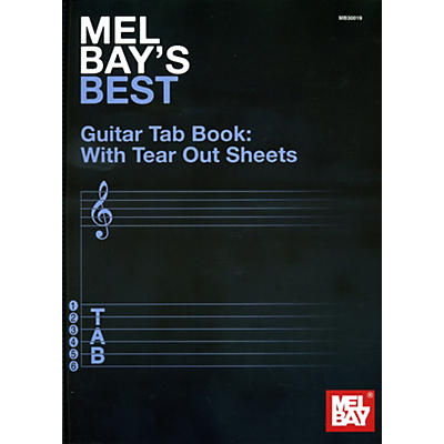 Mel Bay Mel Bay's Best Guitar Tab Book