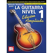 Mel Bay Mel Bay's Modern Guitar Method Grade 1, Expanded (Spanish Edition)