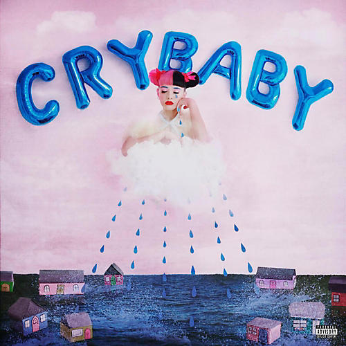 WEA Melanie Martinez - Cry Baby (Explicit)(Vinyl W/Digital Download)