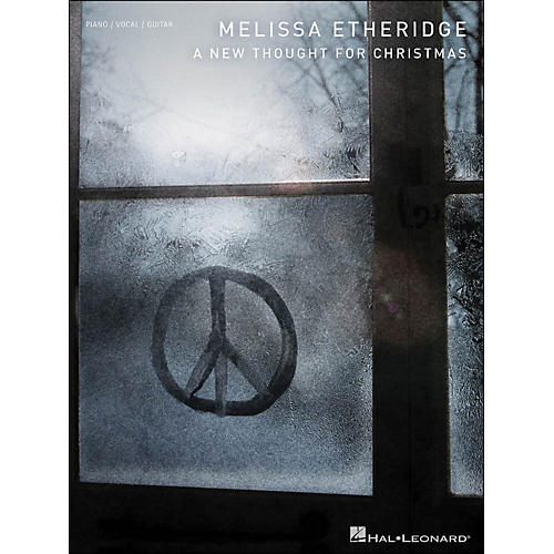 Hal Leonard Melissa Etheridge A New Thought for Christmas arranged for piano, vocal, and guitar (P/V/G)