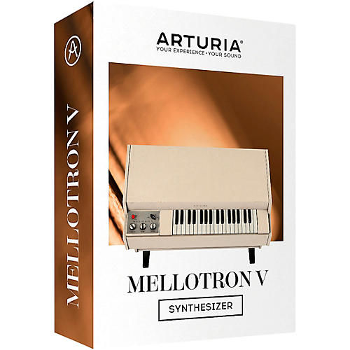 Arturia Mellotron V (Software Download)