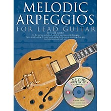 Music Sales Melodic Arpeggios for Lead Guitar Music Sales America Series Softcover with CD Written by Mark Galbo