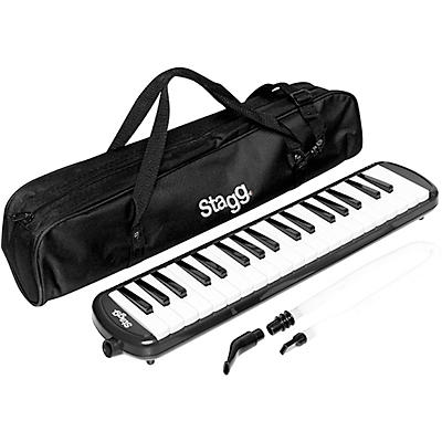 Stagg Melodica with 37 Keys