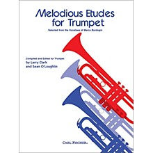 Carl Fischer Melodious Etudes for Trumpet