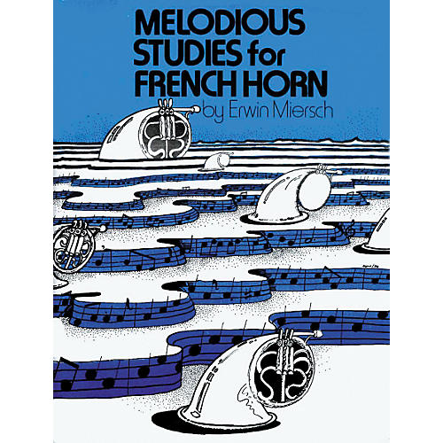 Carl Fischer Melodious Studies For French Horn
