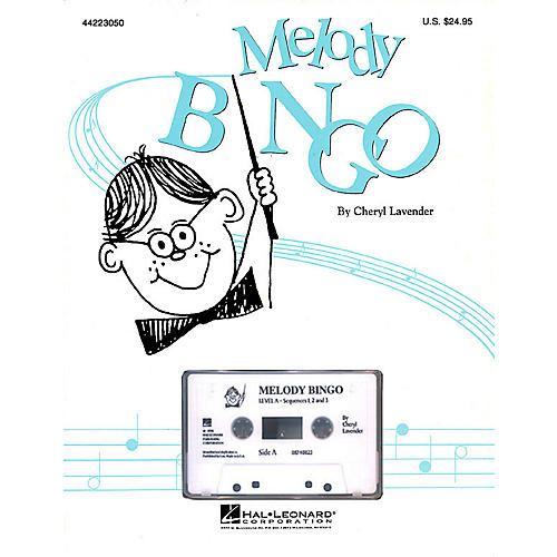 Hal Leonard Melody Bingo (Replacement Cassette) Composed by Cheryl Lavender