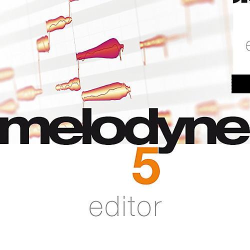 Celemony Melodyne 5 Editor (Software Download)