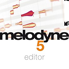 Celemony Melodyne 5 Editor from Editor 4 (Software Download)