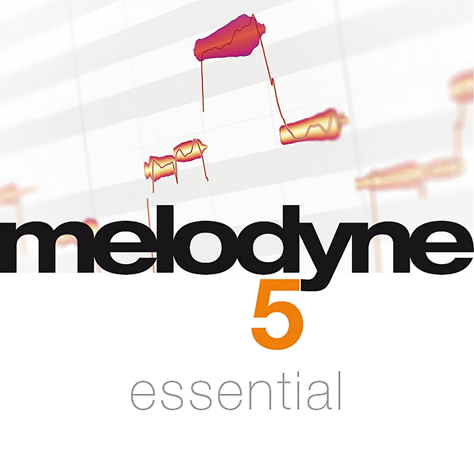 Celemony Melodyne 5 Essential (Software Download)