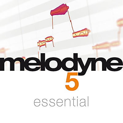 Celemony Melodyne 5 Essential (Software Download)