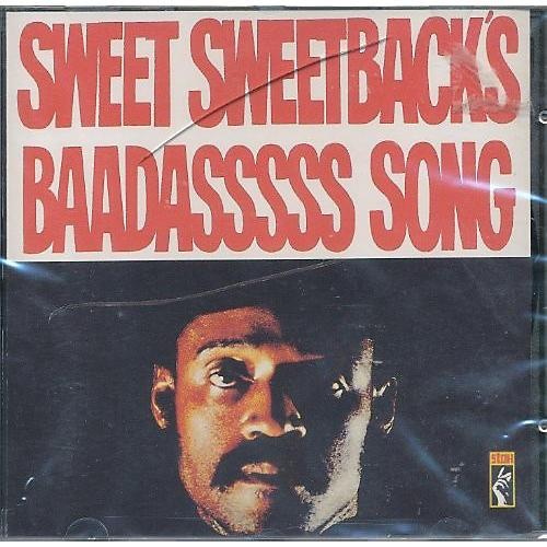 Alliance Melvin Van Peebles - Sweet Sweetback's Baadasssss Song