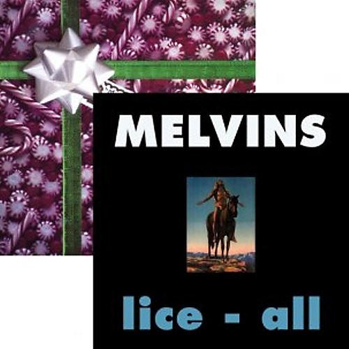 Alliance Melvins - Eggnog / Lice All